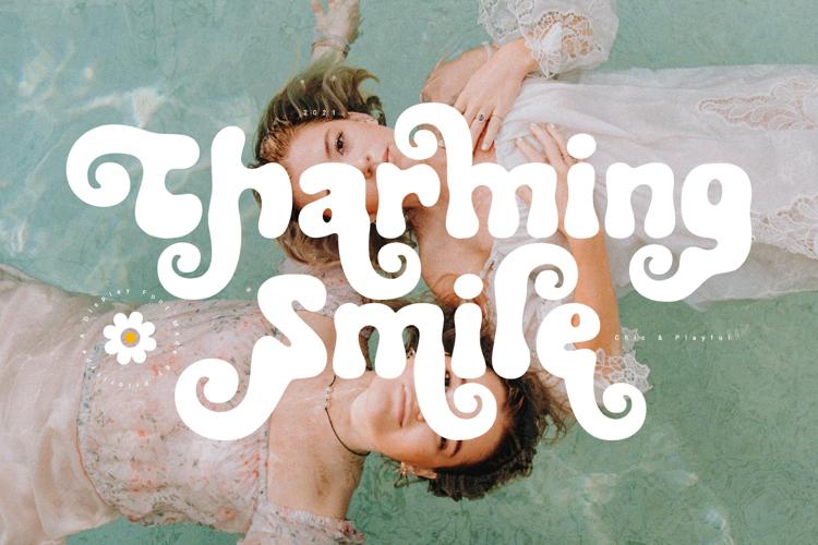 Charming Smile Font
