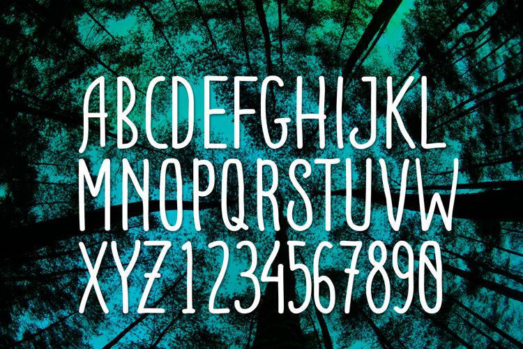 ADENTULISAN Font