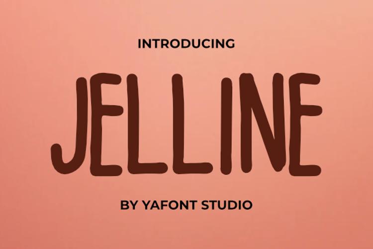Jelline Font