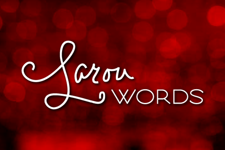 Larou Words Font