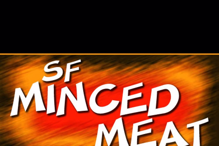 SF Minced Meat Font