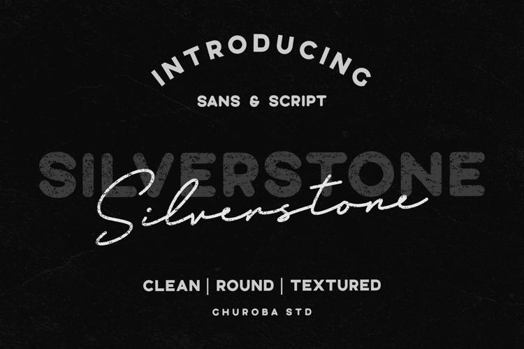 Silverstone Font