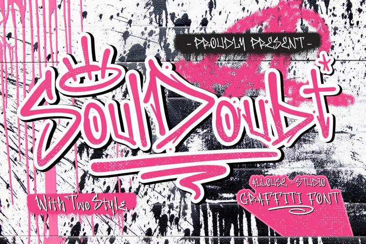 Soul Doubt Version Font