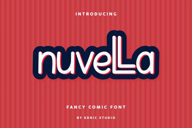 Nuvella Font