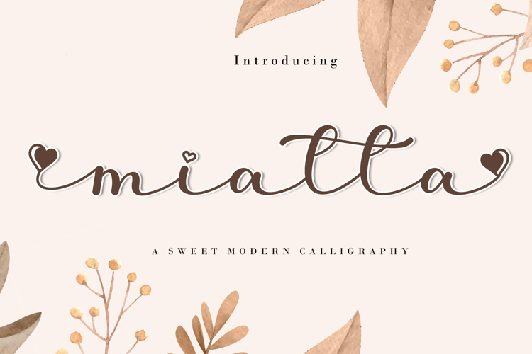 Miatta Font