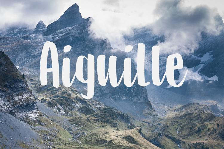 DK Aiguille Font