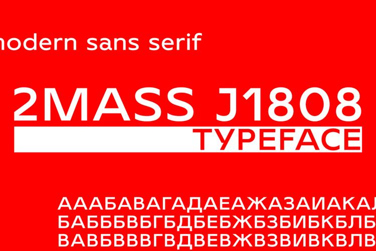 2MASS J1808 Font