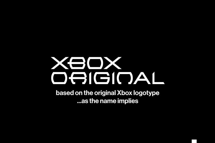 XBOX Original Font