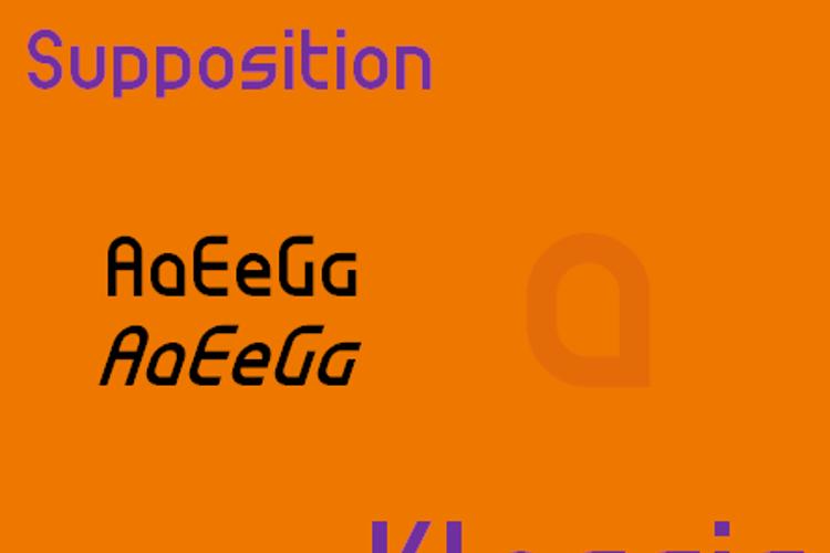 Klassiq NBP Font
