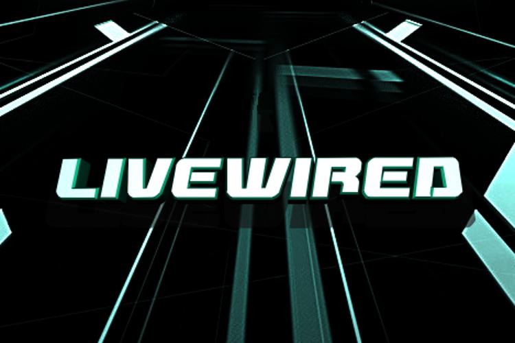 Livewired Font