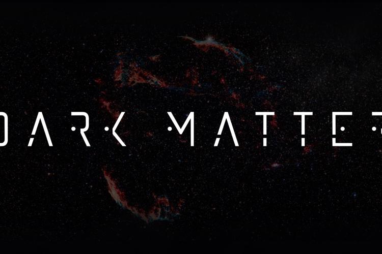 darkmatter Font