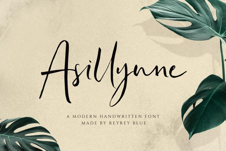 Asillynne Font