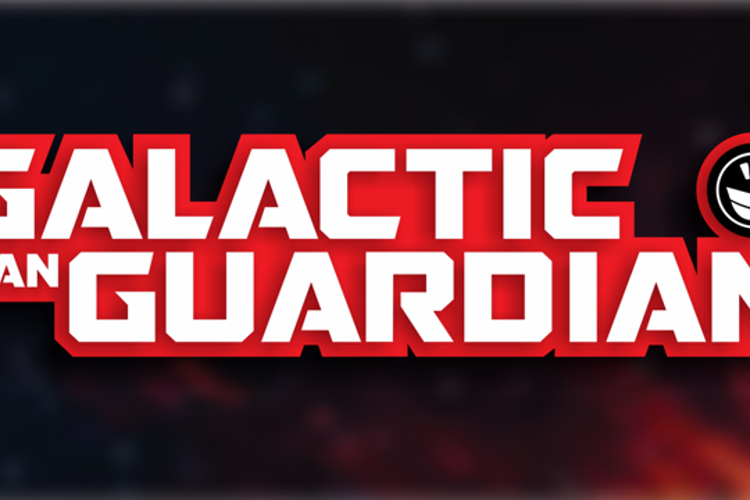 GALACTIC VANGUARDIAN Font