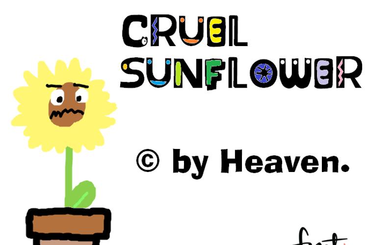 Cruel Sunflower Font