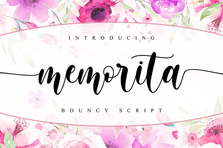 memorita Font