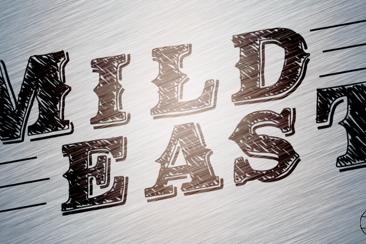 MildEast Font