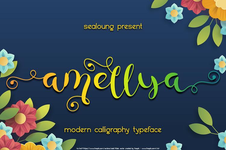 amellya Font