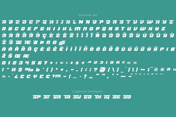 Boge Font