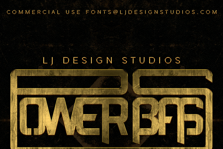 Power Bass Font