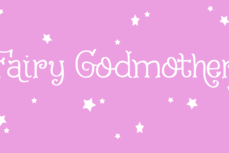 Fairy Godmother DEMO Font