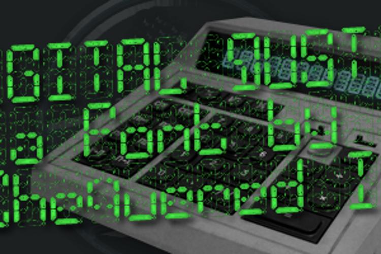 Digital Dust Font