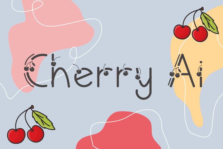 Cherry Ai Font