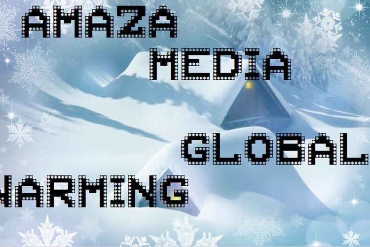 AMAZA MEDIA Font