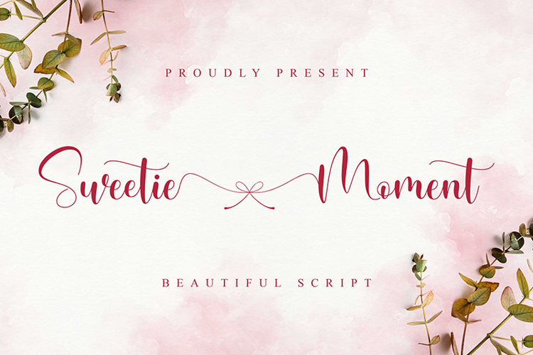 Sweetie Moment Font