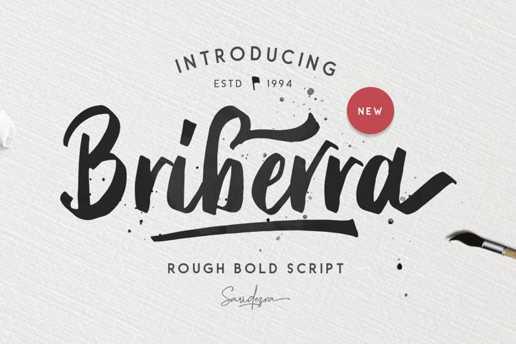 Briberra Font