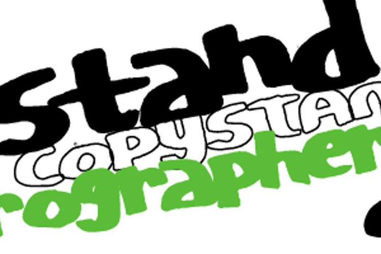 CopyStand Font