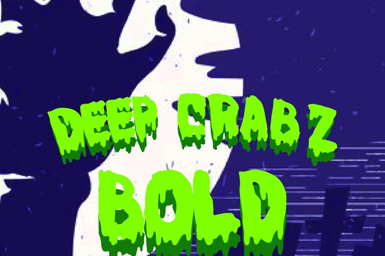 Deep Crabz Font