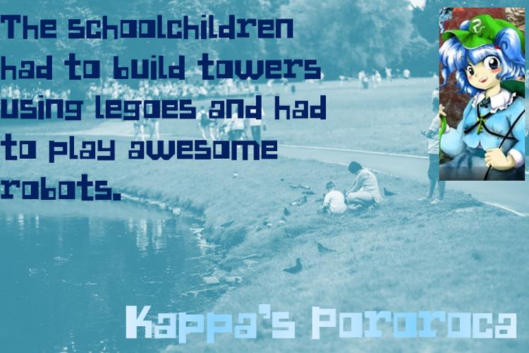 Kappa's Pororoca Font