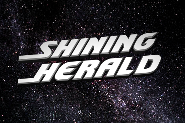 Shining Herald Font
