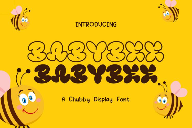 Babybee Font
