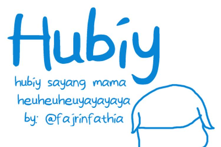 Hubiy Font