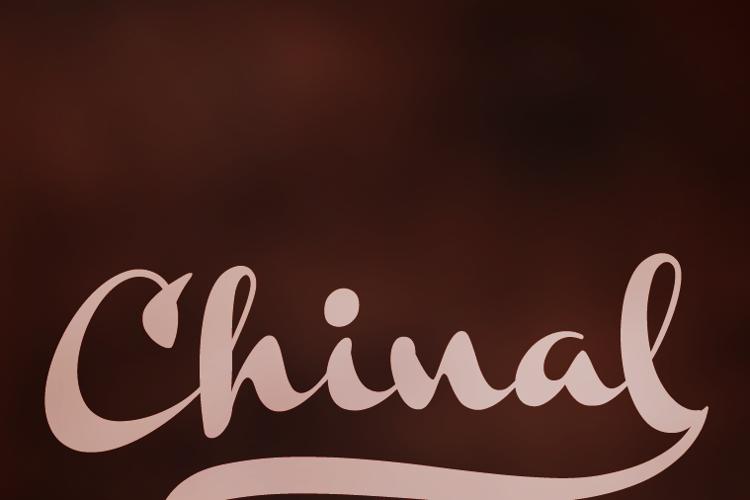 Chinal Font