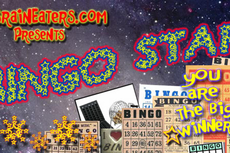 Bingo Star Font