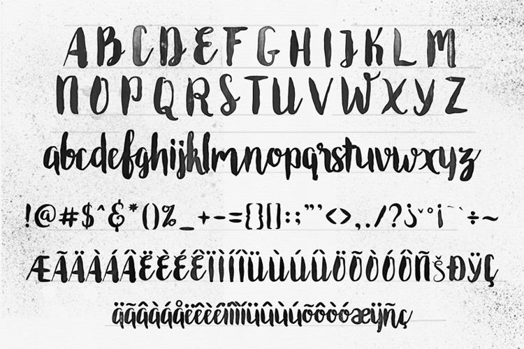Roomfer Font