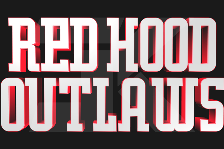 Red Hood Outlaws Font