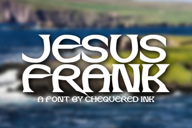 Jesus Frank Font