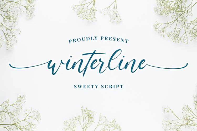winterline Font