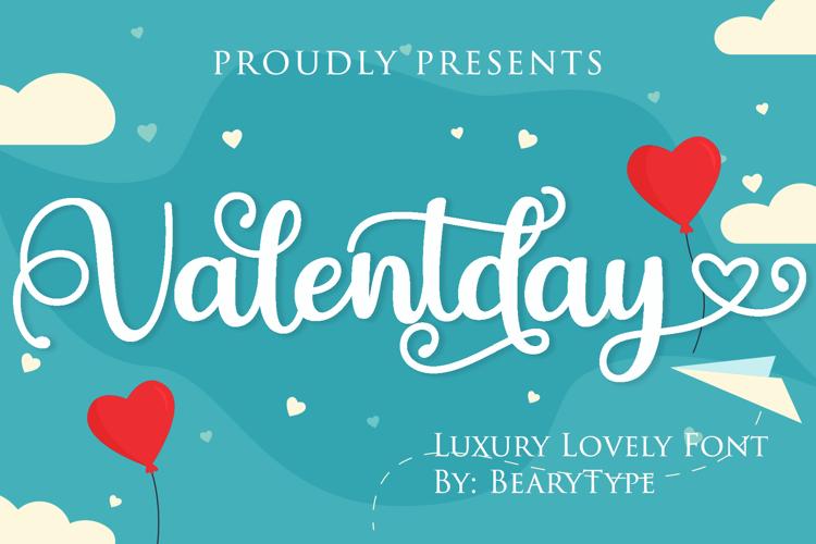 Valentday Font