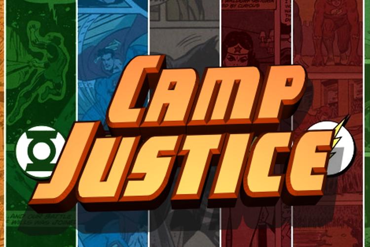 Camp Justice Font