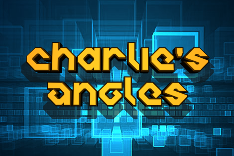 Charlie's Angles Font