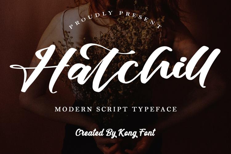 Hatchill Font