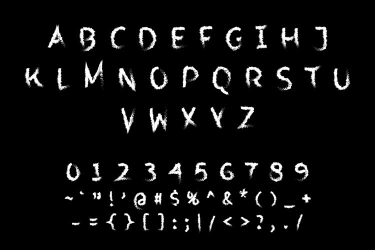 Scarriess Font