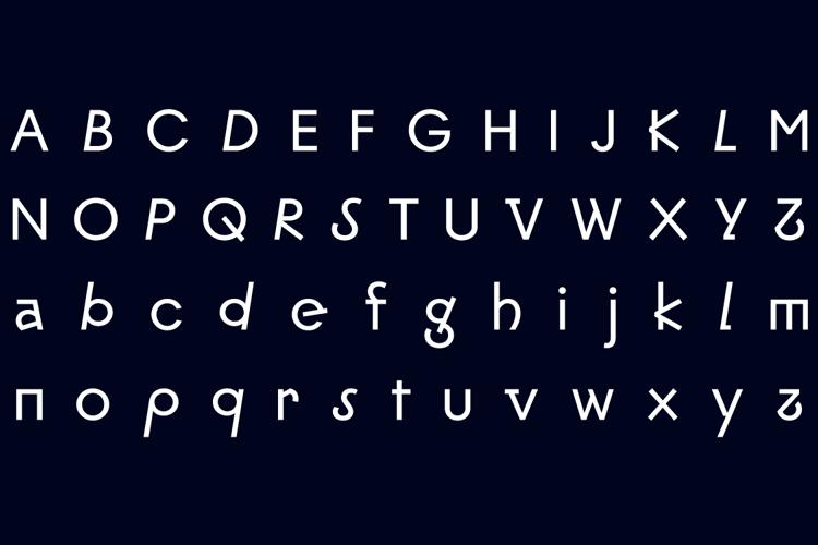 Pioneer 10 Font