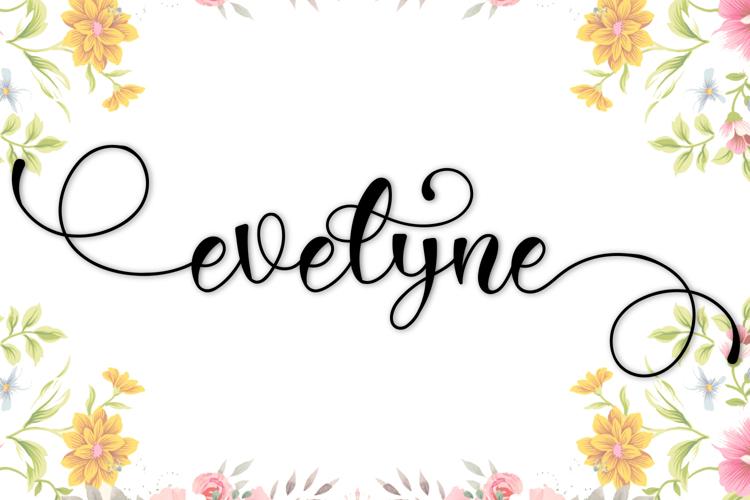 evelyne Font