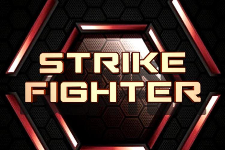 Strike Fighter Font