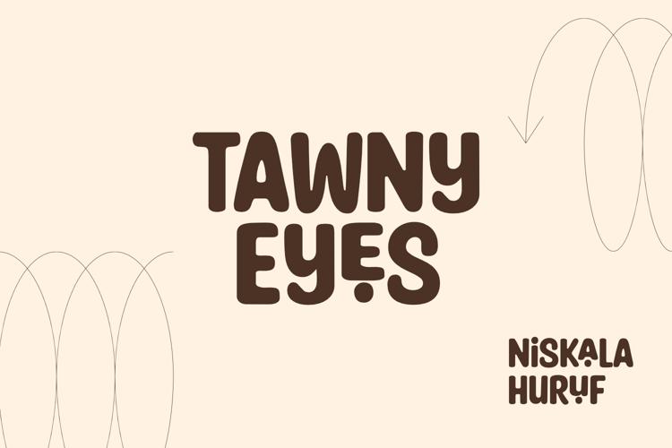 Tawny Eyes Font